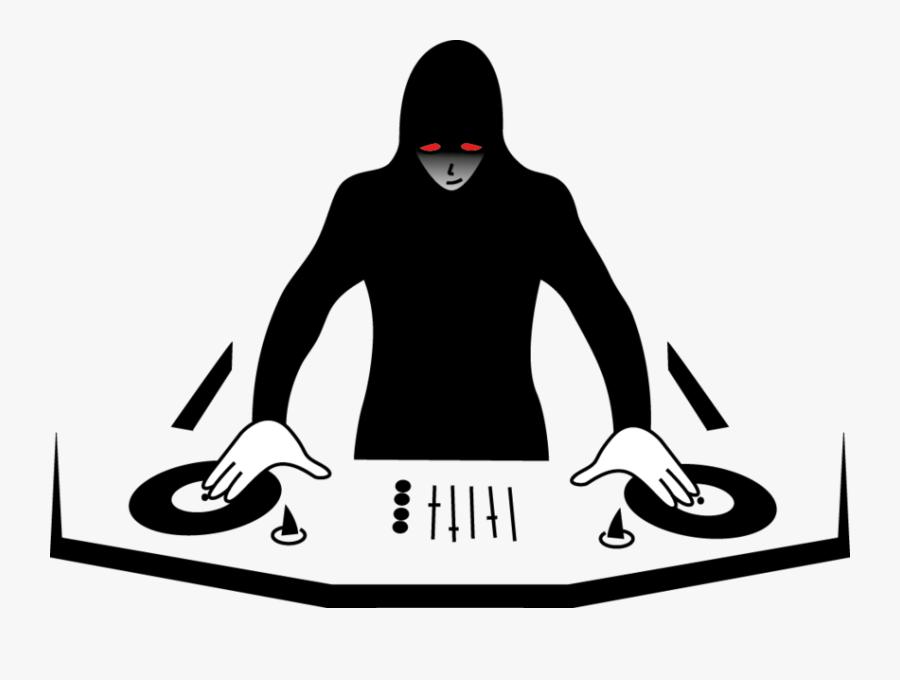 Clip Art Clipart Royalty Free - Logo Imagenes De Dj, Transparent Clipart