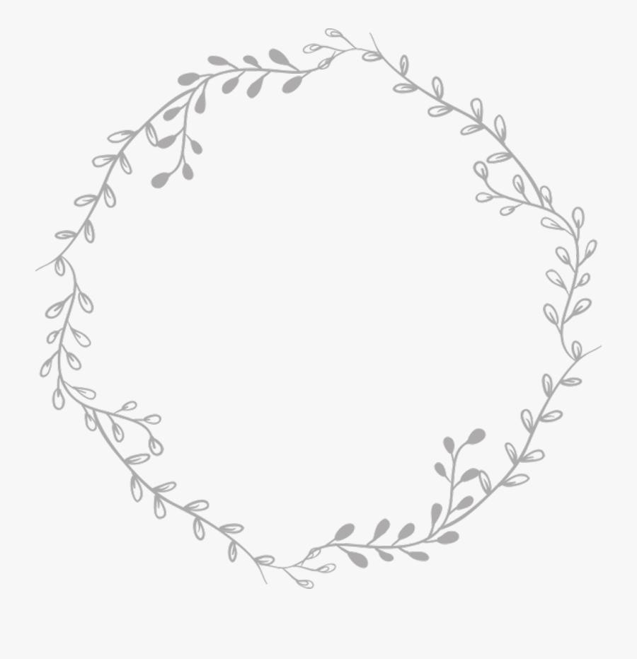 Tumblr Borders Png Transparent Background - Transparent Aesthetic Circle Png, Transparent Clipart