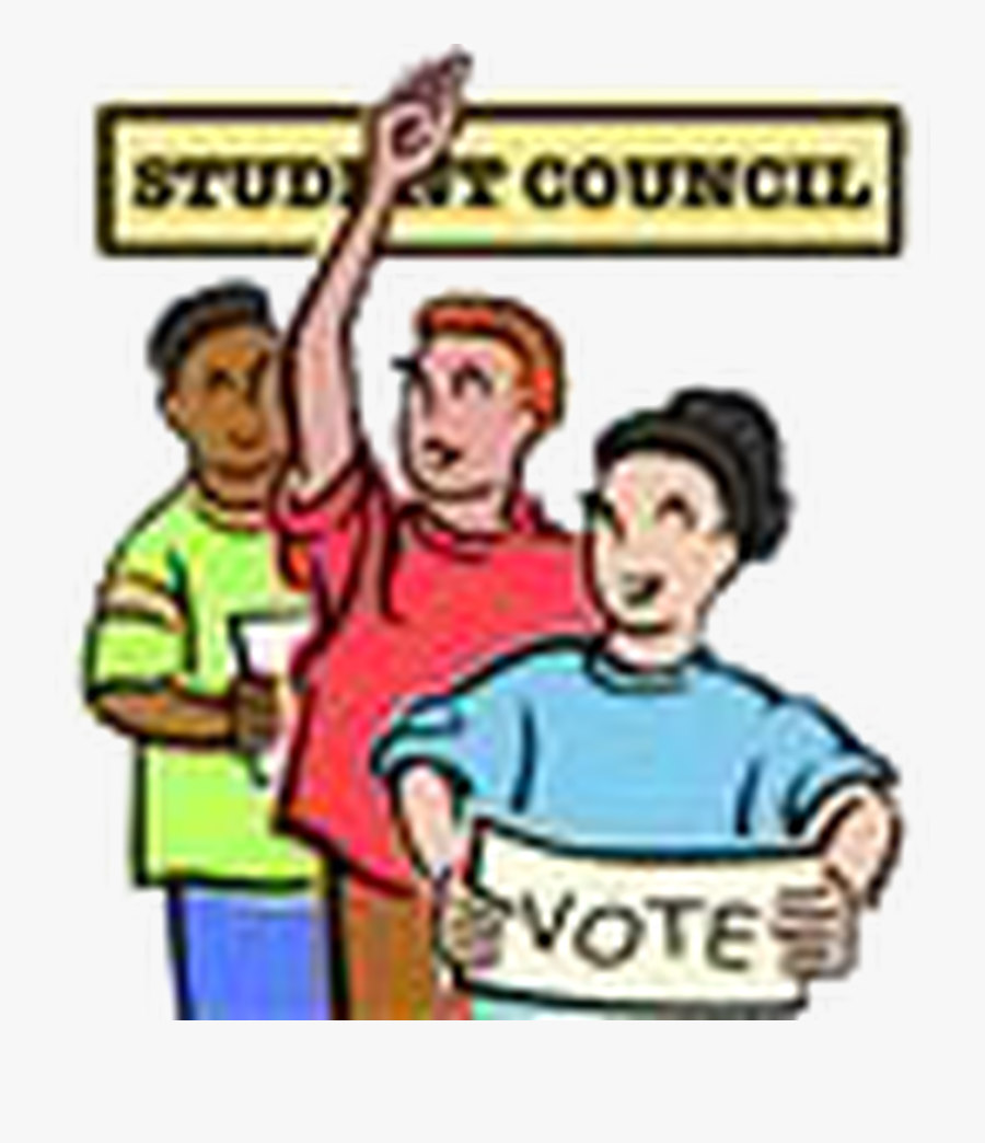 Leader Clipart Student - Voting For Student Council, Transparent Clipart