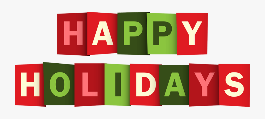 Happy Holidays Transparent Png Pictures - Happy Holidays Png Free, Transparent Clipart