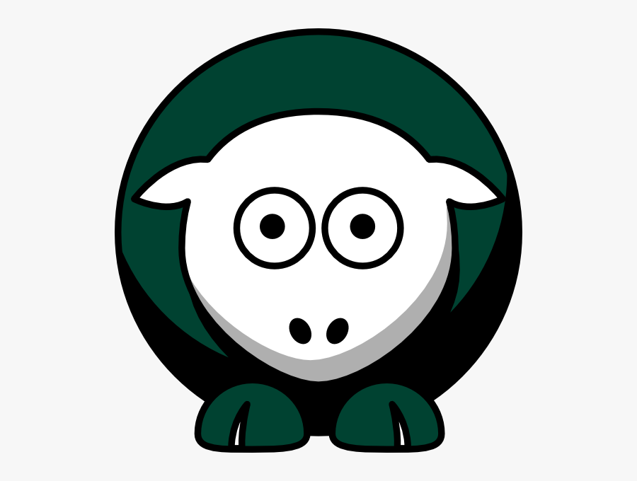 Sheep - Hawaii Warriors - Team Colors - College Football - College Football, Transparent Clipart