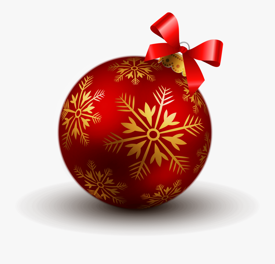 Christmas Ball Png, Transparent Clipart