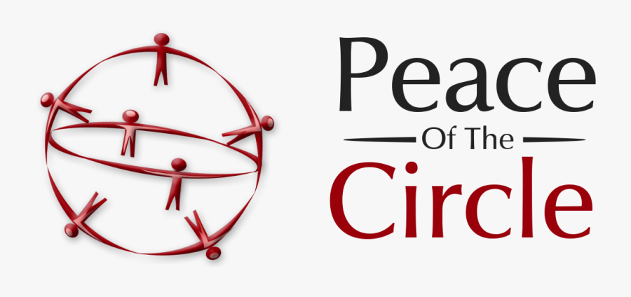 Peace Of The Circle - Circle, Transparent Clipart