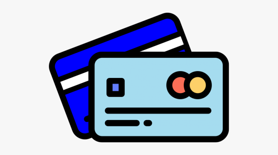 Transparent Background Credit Card Clip Art, Transparent Clipart