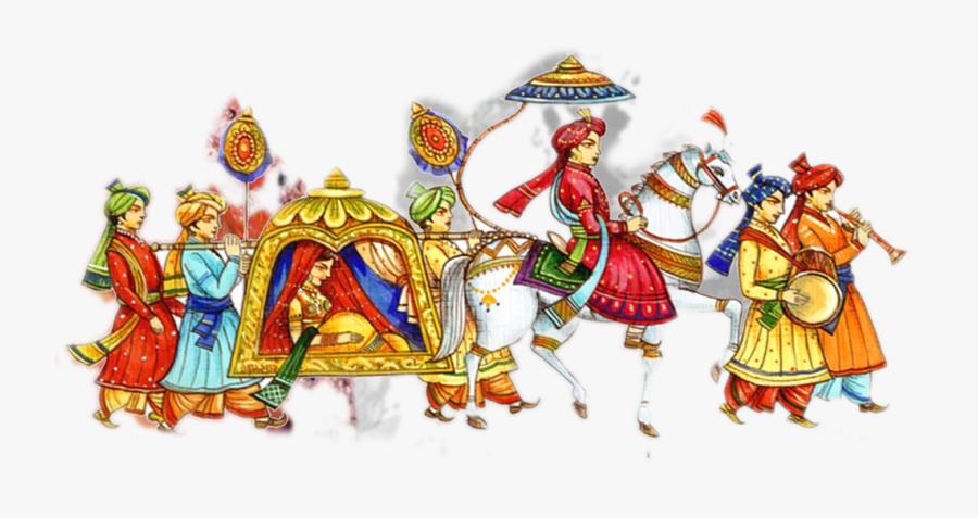 Thumb Image - Hindi Wedding Logo Png, Transparent Clipart