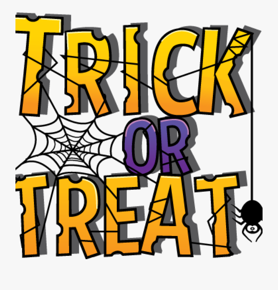 Trick Or Treat Clipart Clip Art Trunk Free Download - Trick Or Treat Free Clipart, Transparent Clipart