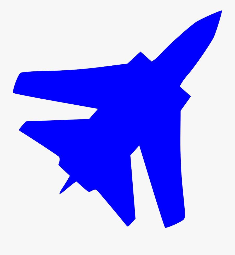 Jet Clip Art At Vector Clip Art Free - Air Force Jet Silhouette, Transparent Clipart