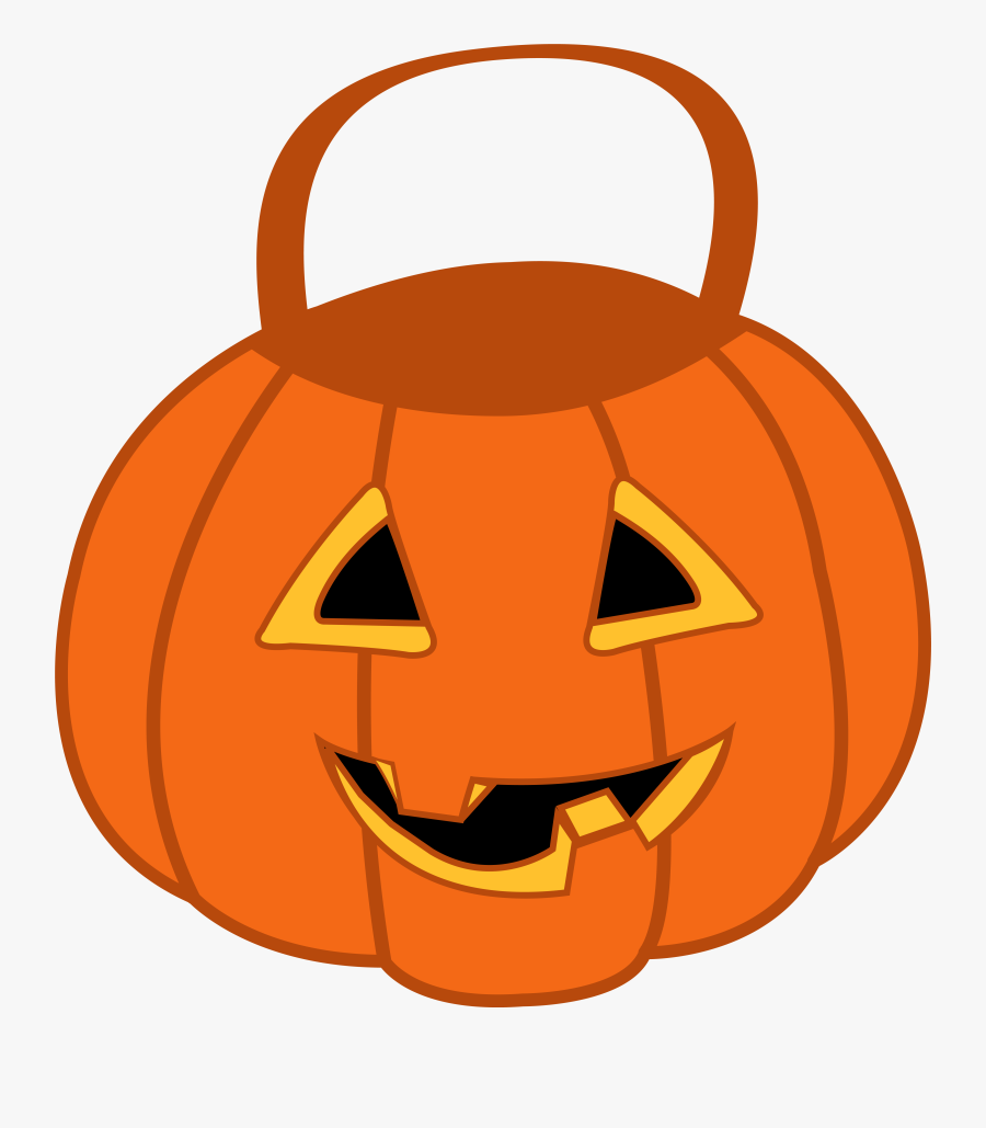 Scary Pumpkin Lantern Png Clipart Image - Jack O Lantern Clipart, Transparent Clipart