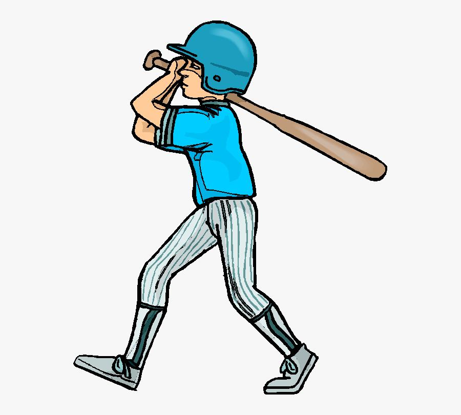 Transparent Baseball Clipart Png - Baseball Player Clipart Png, Transparent Clipart