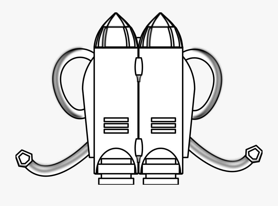Private - Jet - Clipart - Jet Pack Clip Art, Transparent Clipart