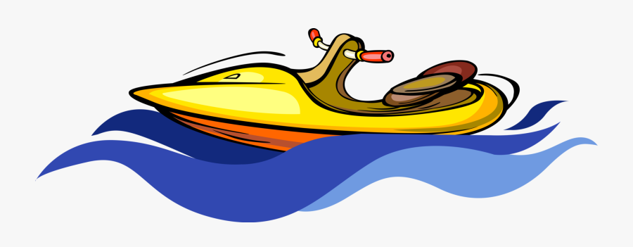 Cartoon Jet Ski Png Free Transparent Clipart Clipartkey