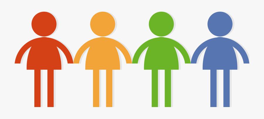 Socialization Conversation Culture Clip Art - People Holding Hands Clipart, Transparent Clipart