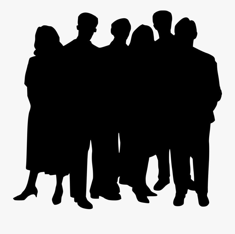 People Clipart Transparent Background - Anonymous Group Of People, Transparent Clipart