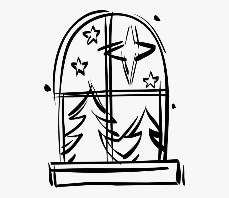 Vector Illustration Of Festive Season Christmas Winter, Transparent Clipart