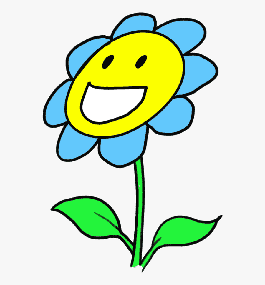 Flower Animated Cartoon Flowers Free Transparent Clipart Clipartkey