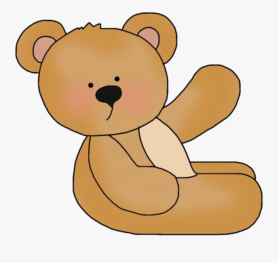 Transparent Teddy Bears Picnic Clipart - Teddy Bear, Transparent Clipart