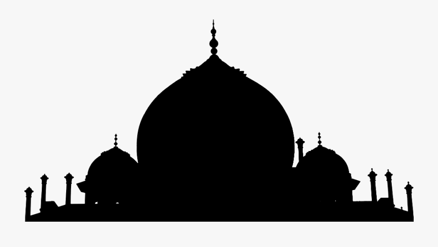Taj Mahal, Transparent Clipart