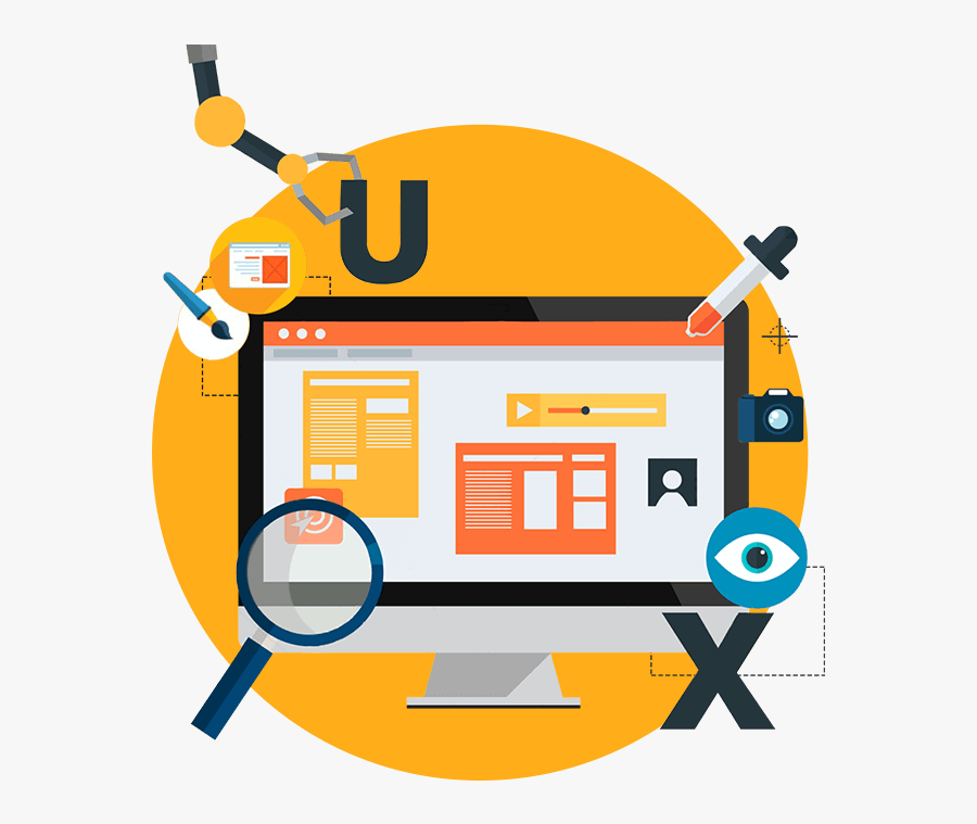 ux ui design user testing icon png free transparent clipart clipartkey ux ui design user testing icon png