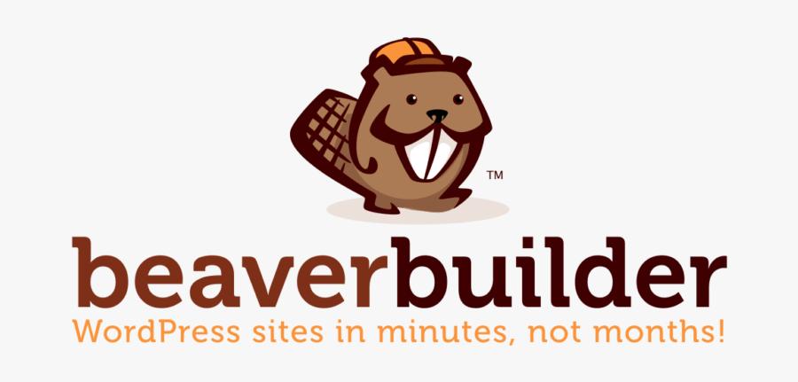 Beaver Builder Page Builder Logo - Beaver Builder Pro V2 2.2 5 Wordpress Page Builder, Transparent Clipart