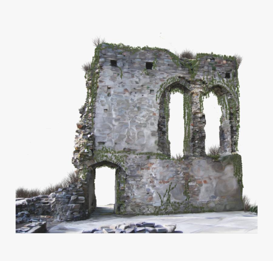 #castle #ruins #stone #brick - Ancient Stone House Png ... (900 x 858 Pixel)