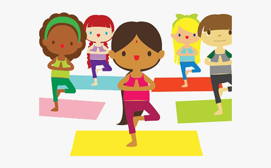 Yoga Clipart Outline - Yoga Kids Clipart , Free Transparent ...
