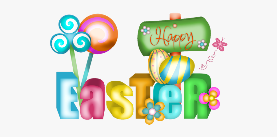 Easter Bunny Happy Easter, Transparent Clipart