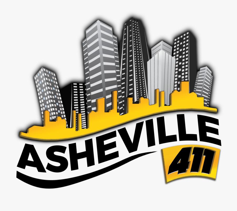 Asheville - Graphic Design, Transparent Clipart