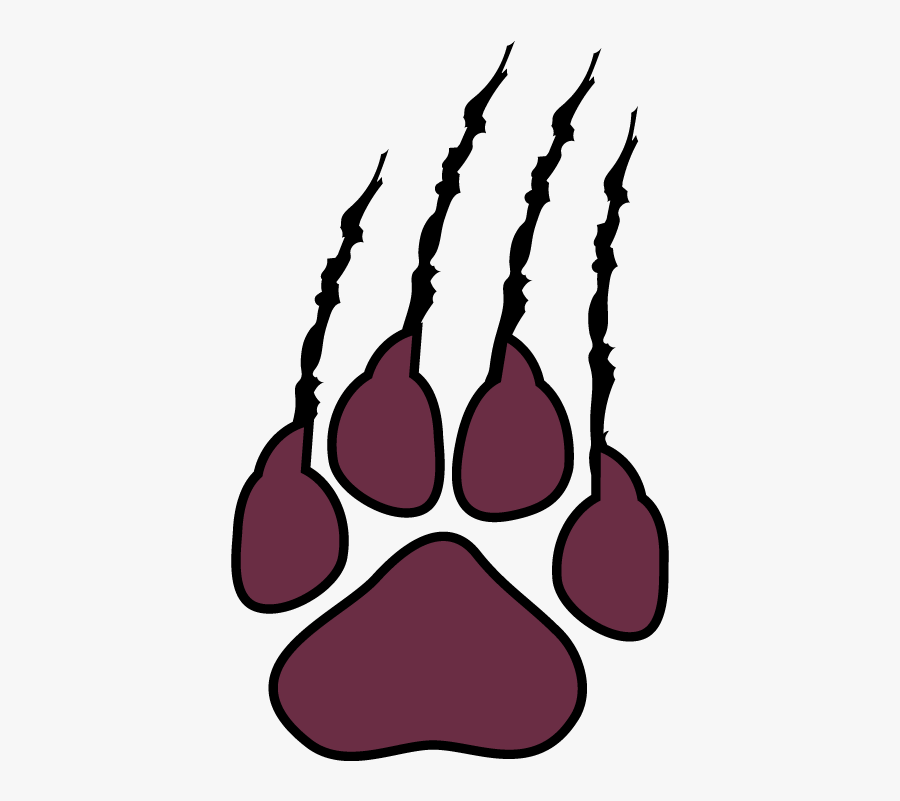 Ludlowhs Paw - Illustration, Transparent Clipart