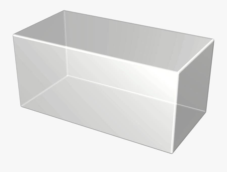 3d Rectangle Clipart - Rectangle Box 3d Png, Transparent Clipart