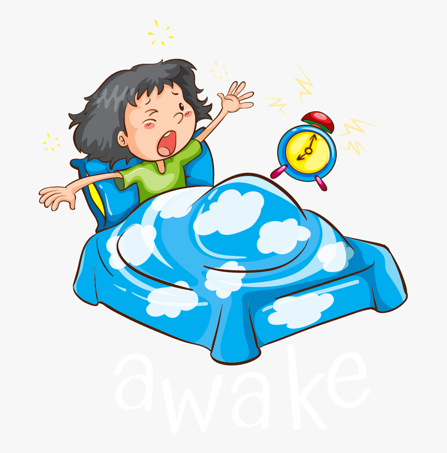 Awake Clip Art