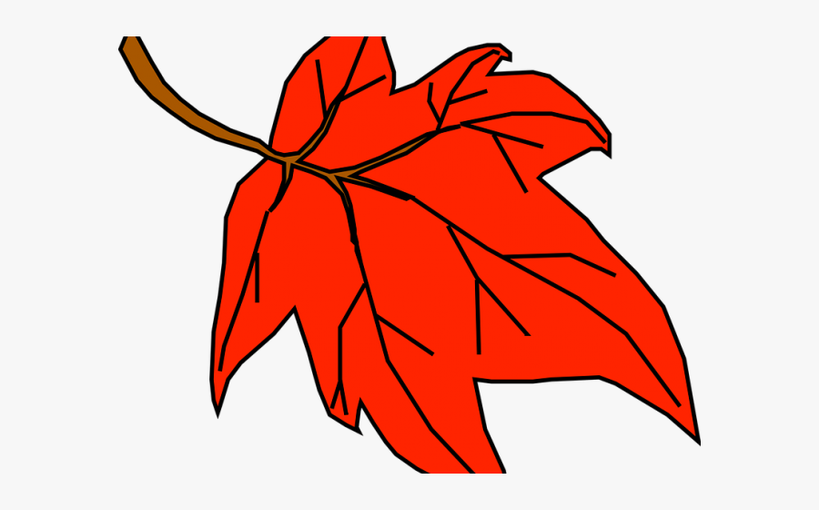 Maple Leaf Clipart Dead Leaf - Fall Leaves Clip Art, Transparent Clipart