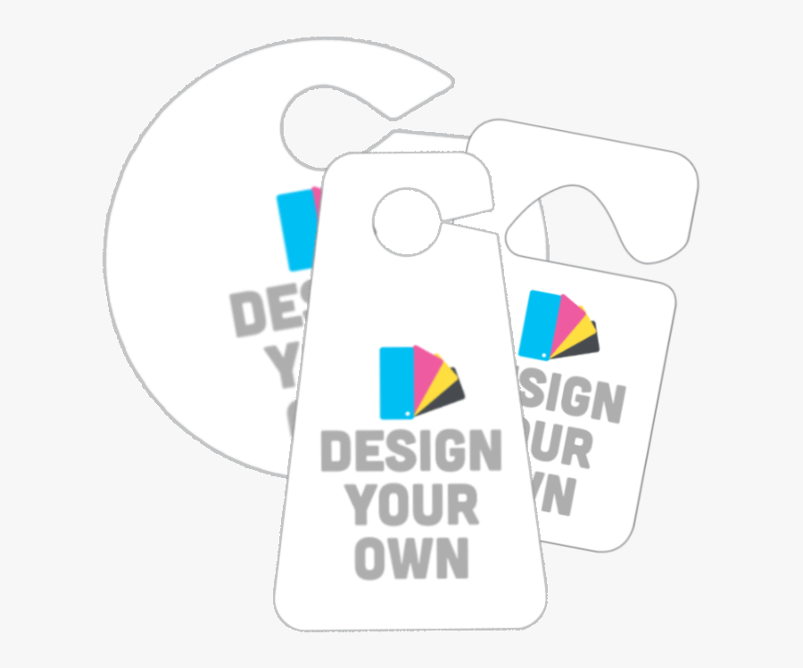 Design Your Own Parking Permit Hang Tag - Label, Transparent Clipart