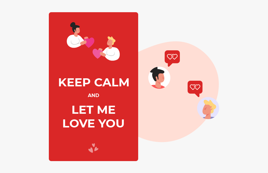 Keep Calm Poster Template - Keep Calm Its My Anniversary Month, Transparent Clipart