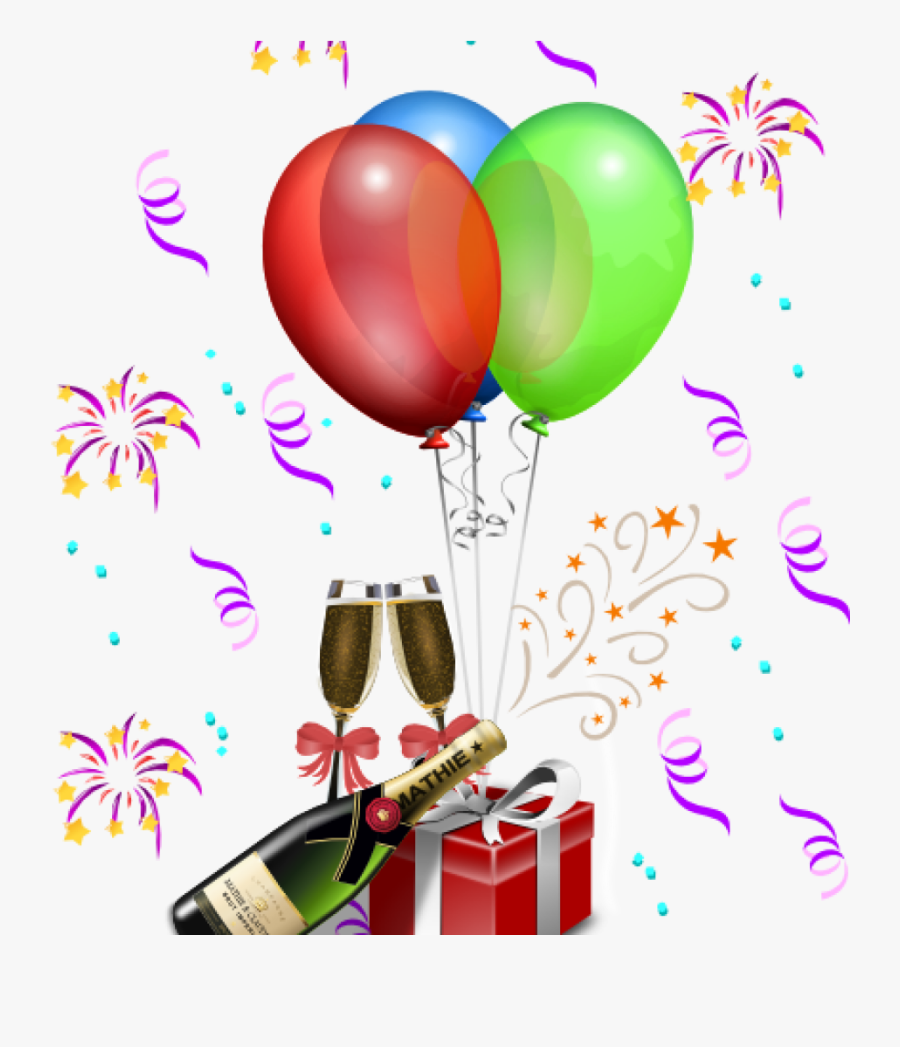 Happy Birthday Clip Art For A Man Free Men Clipart Balon Ulang Tahun Png Free Transparent Clipart Clipartkey