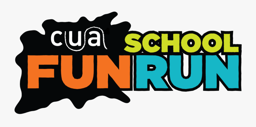 Cua School Fun Run Clipart , Png Download - Cua School Fun Run, Transparent Clipart