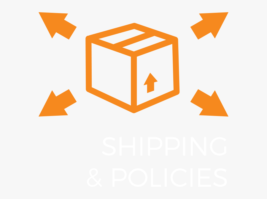 Shipping & Policies - Medical Distribution Icon, Transparent Clipart