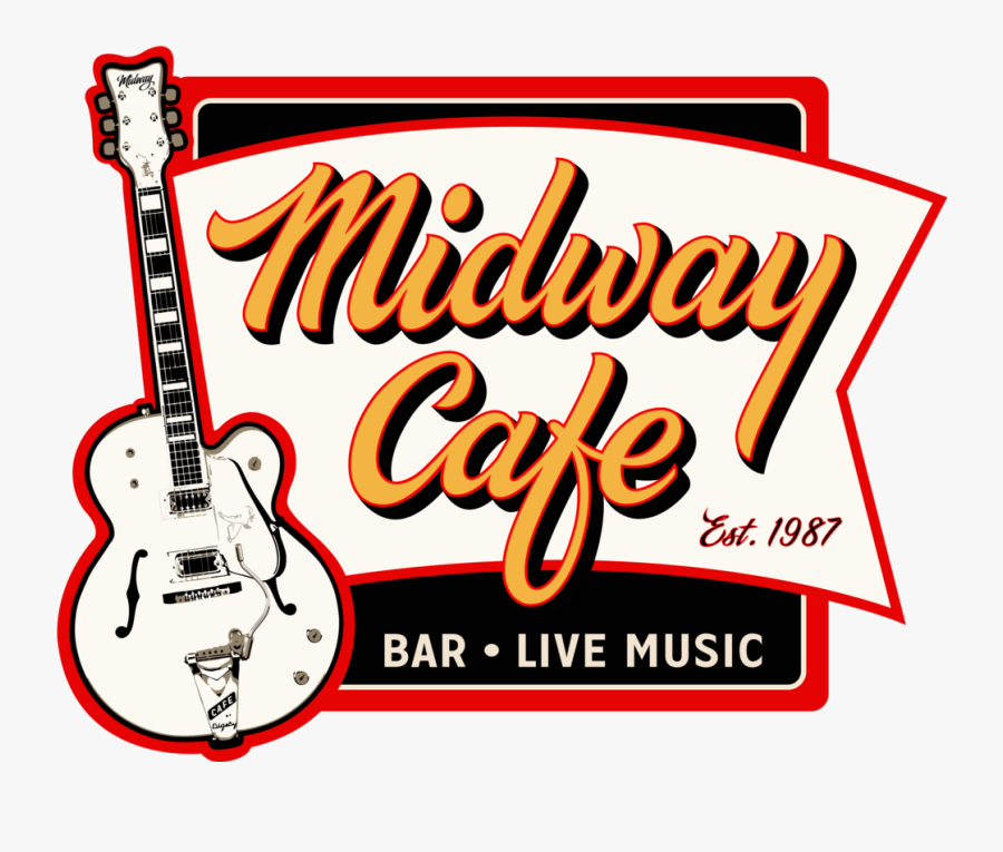 Jp Music Festival Midwaylogoexpandedpng - Logo Live Music Now, Transparent Clipart