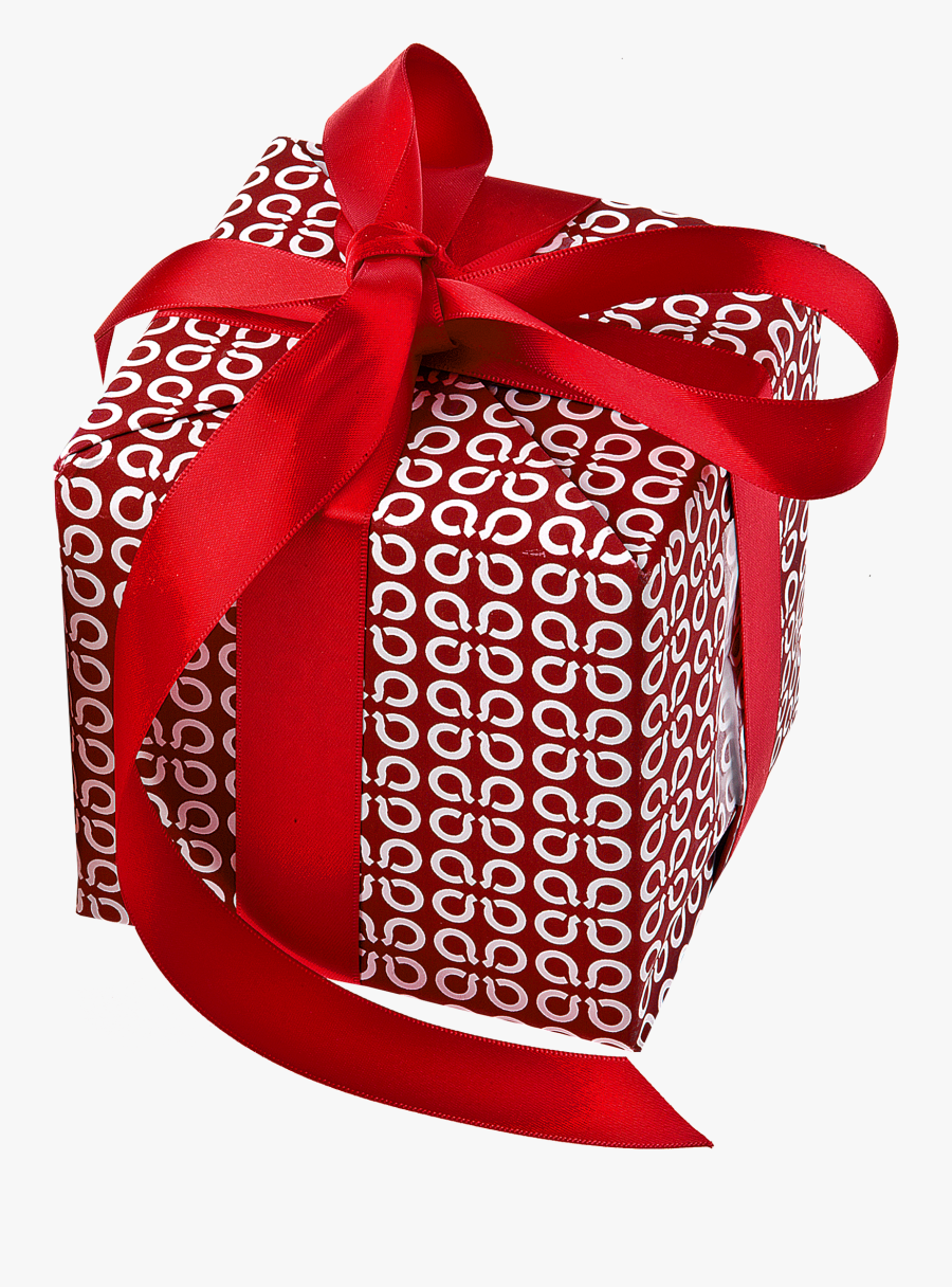 Real Gift Box Png, Transparent Clipart