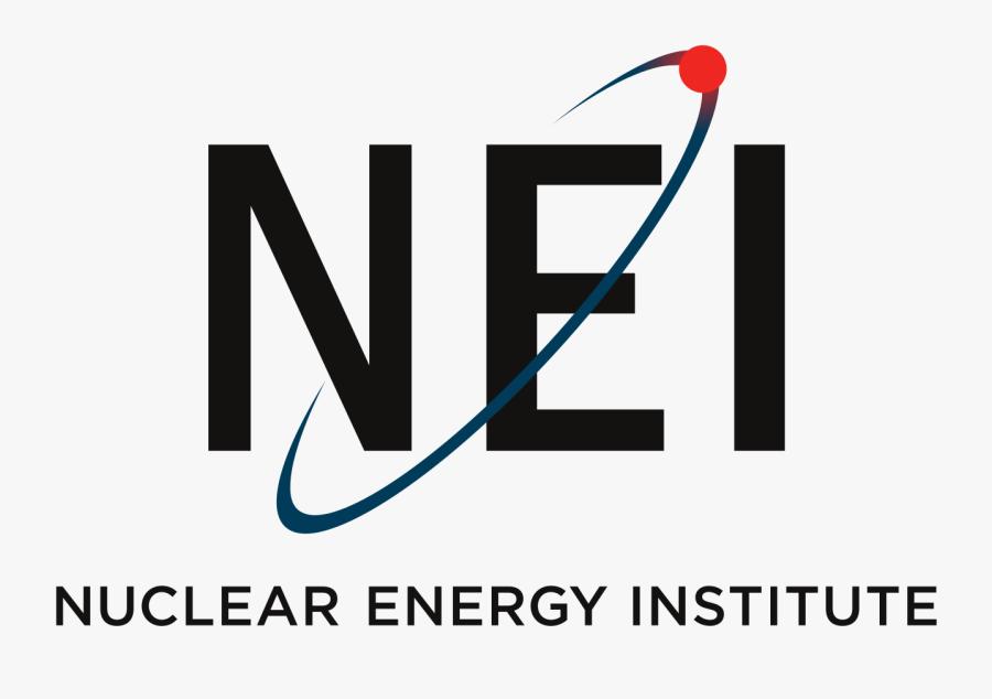 Nuclear Energy Institute Logo, Transparent Clipart