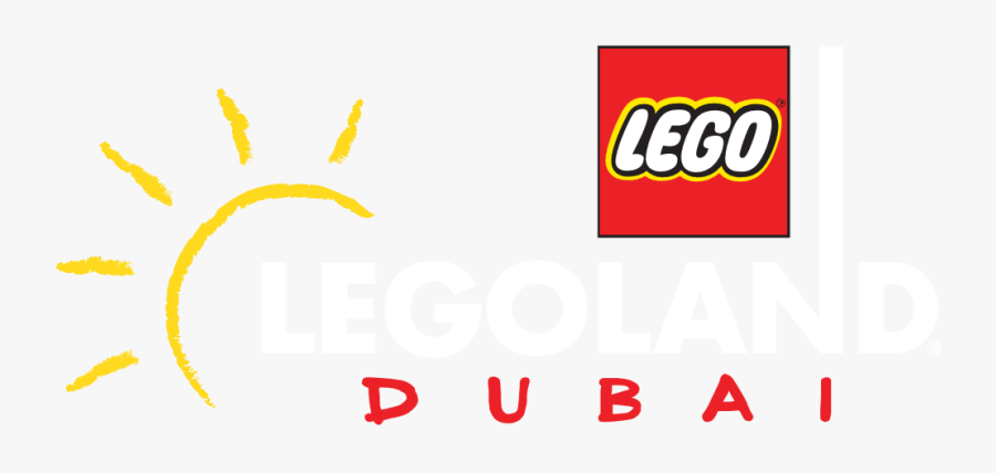 Theme Park In Dubai, Dubai Parks And Resorts Clipart - Legoland Dubai Logo Png, Transparent Clipart