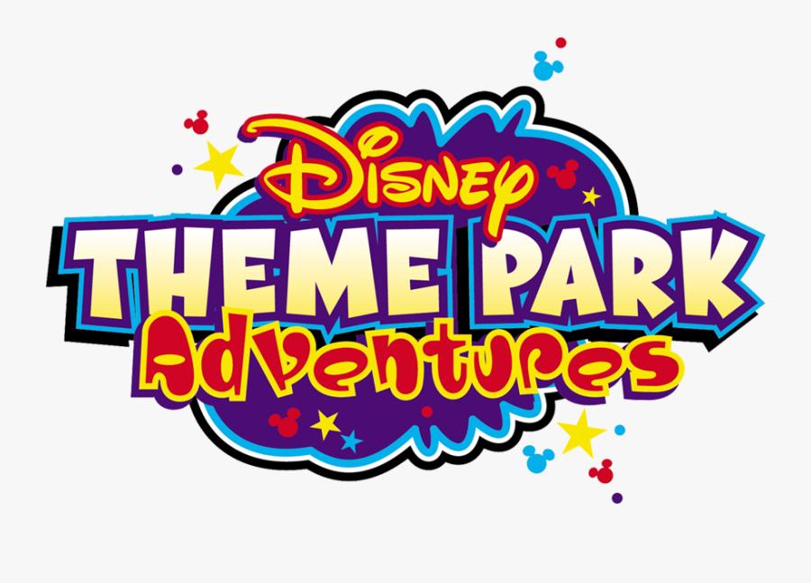 Disney Theme Park Adventures - Disney, Transparent Clipart