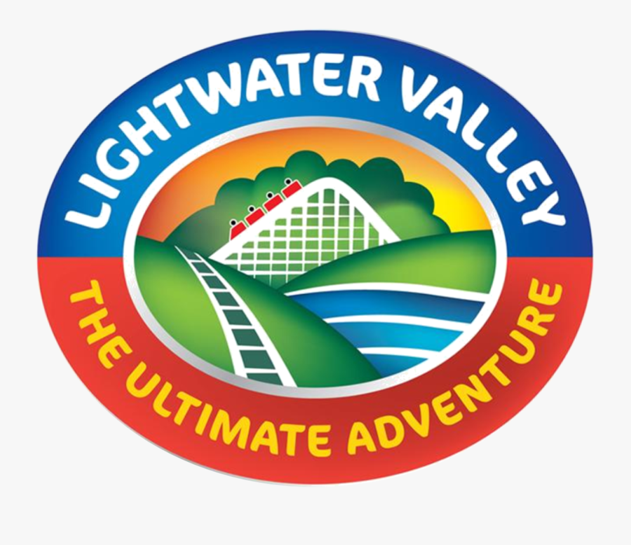 Lightwater Valley Logo Png, Transparent Clipart