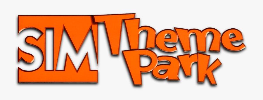 Transparent Theme Park Png - Theme Park World, Transparent Clipart