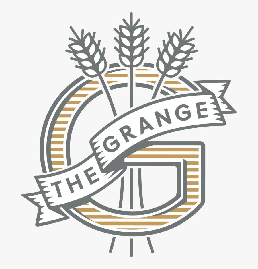 About The Grange Community - Grange Community Kitchen Logos, Transparent Clipart