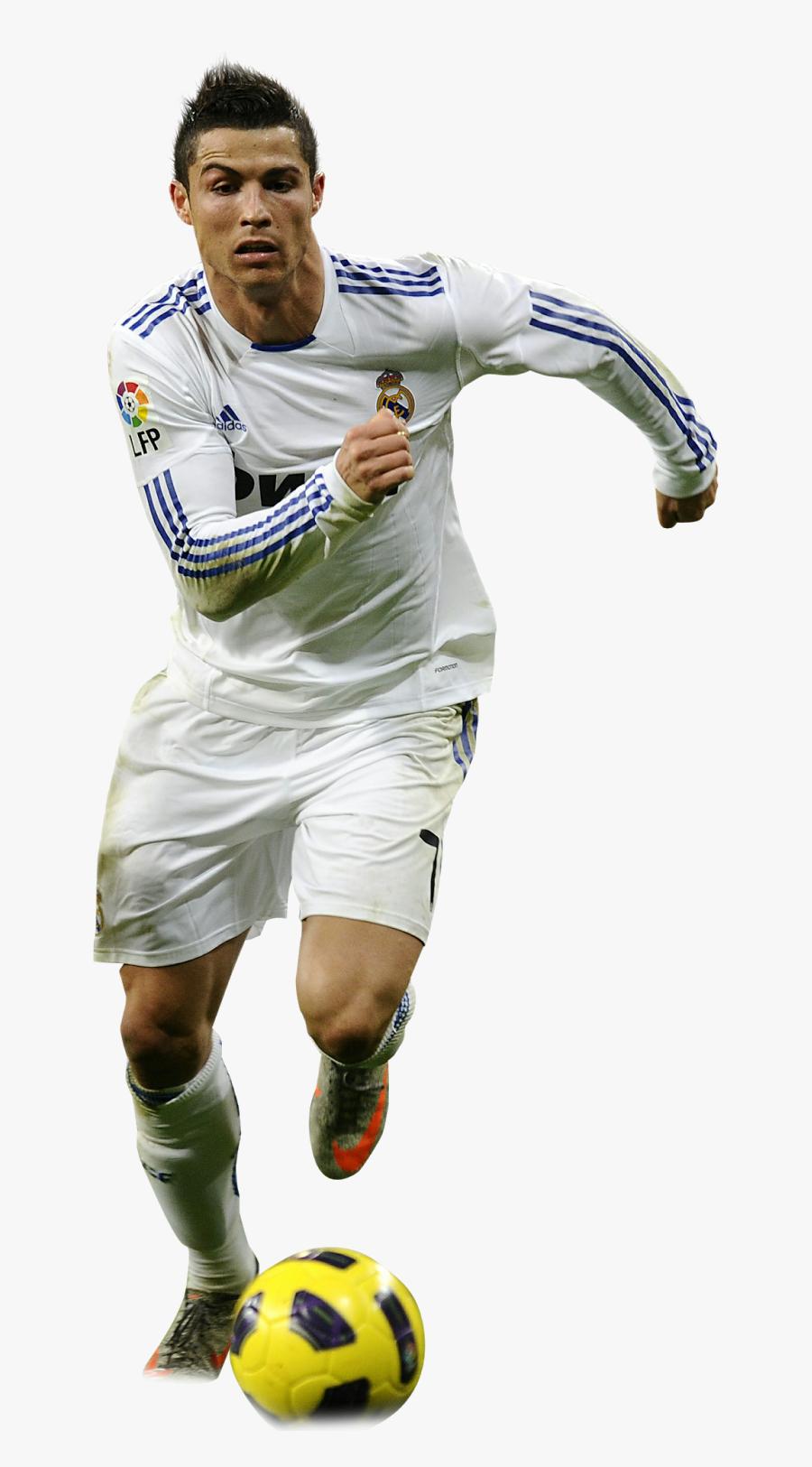 Cristiano Ronaldo Png File - Imagenes De Cr7 En Png, Transparent Clipart