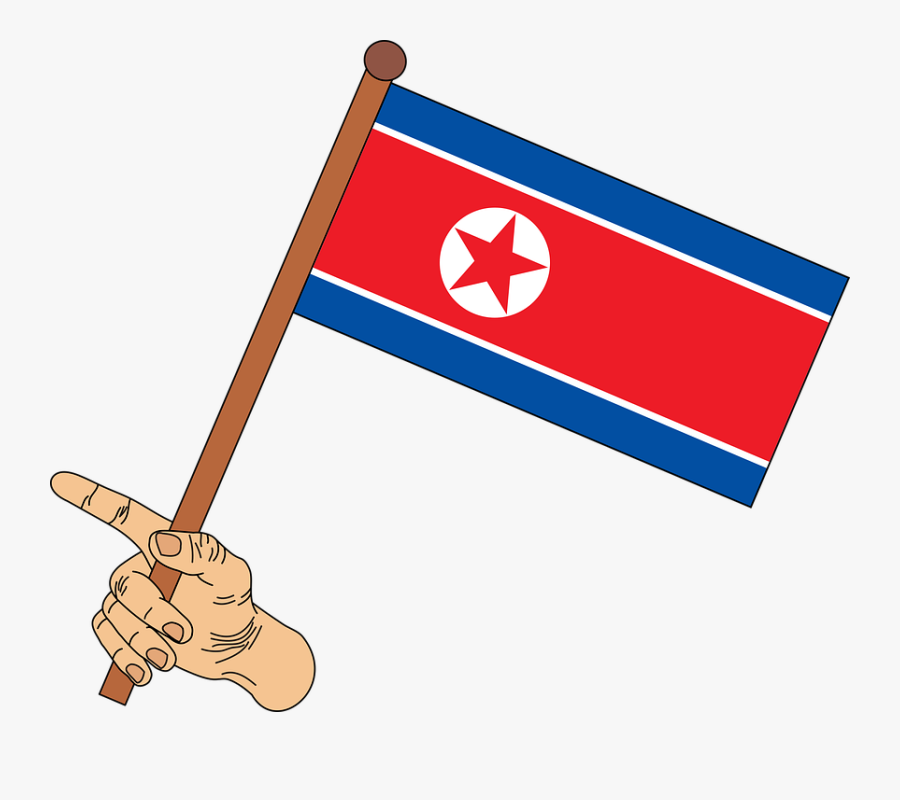 North Korea Clipart Png - Flag Of Nepal Png, Transparent Clipart