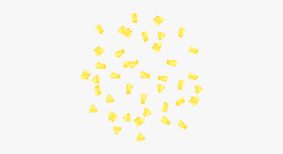Pineapple, Transparent Clipart