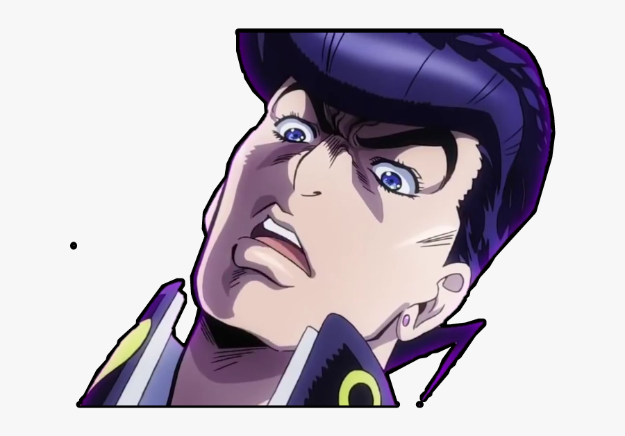 funny face Josuke