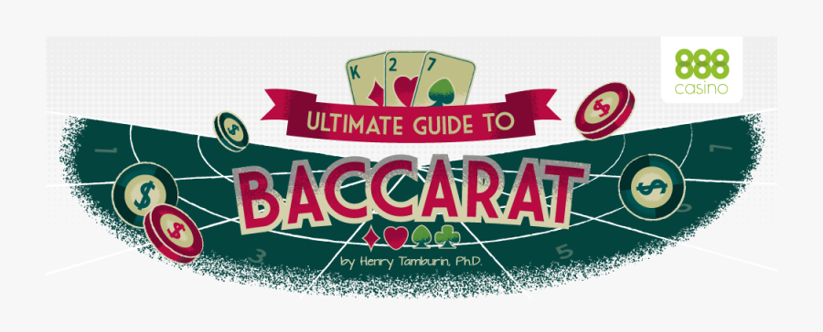 How To Play Baccarat - Casino Baccarat Png, Transparent Clipart