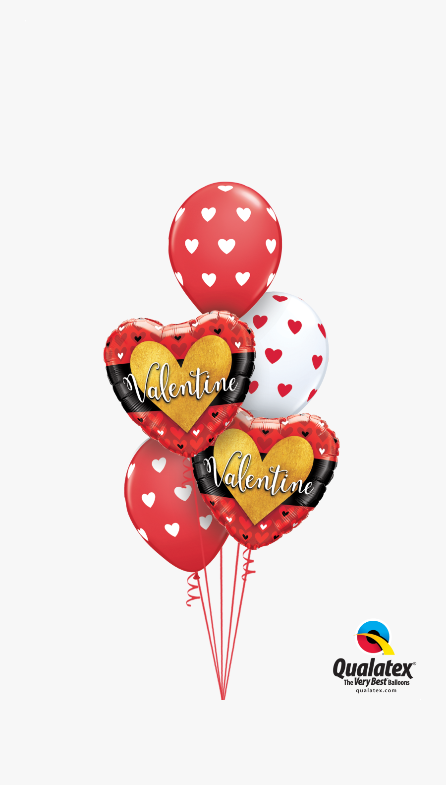 Father's Day Balloon Spanish, Transparent Clipart